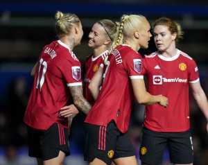 Birmingham City N - Manchester United N 0-2