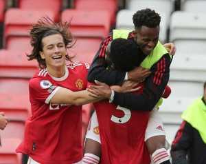 Manchester United U23 - Liverpool U23 3-0