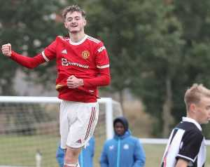 Newcastle United U18 - Manchester United U18 0-5