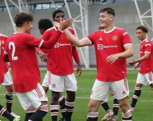 Manchester United U18 - Middlesbrough U18 3-3
