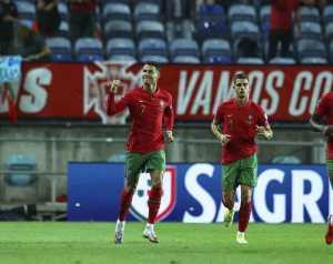 Ronaldo mesterhármas rekordot állított fel