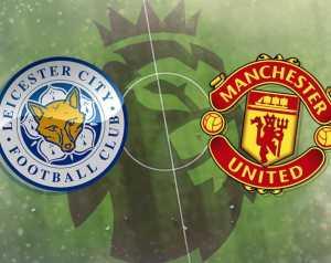 Beharangozó: Leicester City - Manchester United