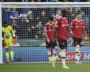 Játékosértékelés: Leicester City 4-2 Manchester United
