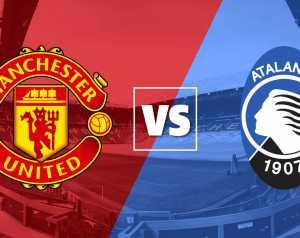Manchester United 3-2 Atalanta