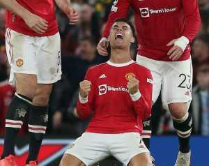 Ronaldo: Sosem adjuk fel