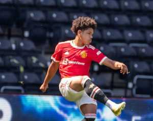 Manchester United U19 - Atalanta U19 4-2
