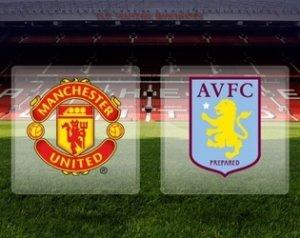 Manchester United 2-1 Aston Villa