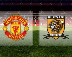 Manchester United 3 - 0 Hull City