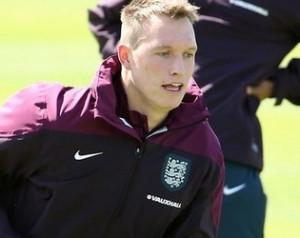 Jones pályára lép a válogatottban