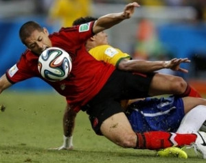 Chicháék meglepték Brazíliát