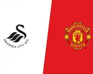 Swansea City 0-2 Manchester United