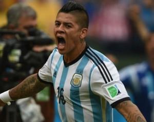 Rojo kikerült az argentin keretbõl Van Gaal kérésére