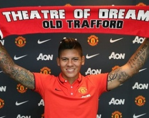 Rojo: Sztrájkoltam, hogy a Unitedhez kerülhessek