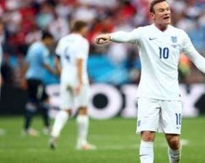 Rooney lett az angol válogatott kapitánya