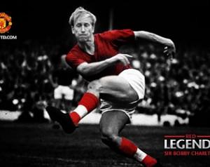 Legendák, akiket imádunk: Sir Bobby Charlton