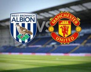 Beharangozó: West Bromwich Albion - Manchester United