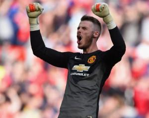 De Gea: Boldog vagyok a Manchester Unitednél