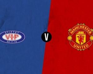 Valerenga 0-3 Manchester United