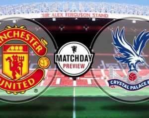 Manchester United 2-0 Crystal Palace