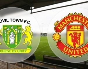 Yeovil Town 0-2 Manchester United