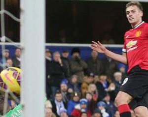 Wilson izgatott elsõ idegenbeli gólja miatt