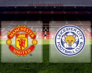Manchester United 2-0 Leicester City