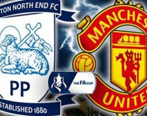 Beharangozó: Preston North End - Manchester United