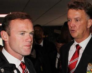 Van Gaal: Rooney marad a középpályán