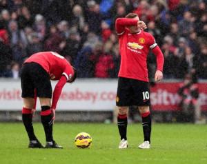 Rooney: Ezt nehéz elviselnünk