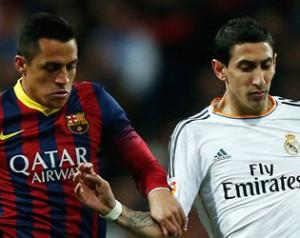 Di Maria és Sanchez rivalizálása folytatódik