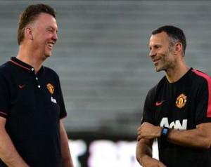 Giggs: Nincs ellentét Van Gaal és köztem