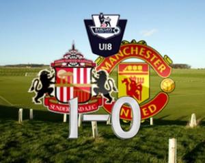 U18: Sunderland 1-0 United
