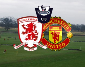 U18: Middlesbrough 2-0 United