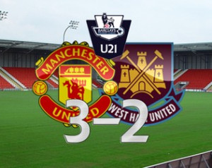 U21: United 3-2 West Ham
