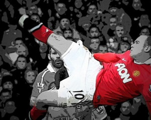 A United derbi-hõsei: Wayne Rooney