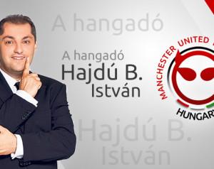 A hangadó: Hajdú B. István
