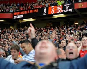 United Dream Team az Arsenal ellen