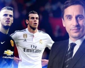 Neville: Ha De Gea megy, Bale érkezhet