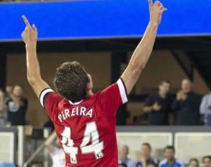Pereira kedvenc pillanatai a Unitednél