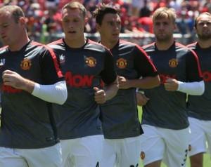 A United játékosai magabiztosan várják a 2015/16-os szezont