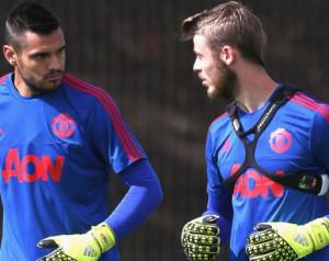 Romero: Maradj De Gea!
