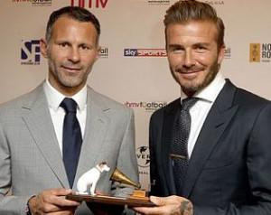 Beckham reméli Giggs lesz a következõ menedzser