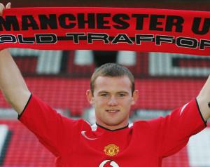 Rooney kétszer utasította vissza a Unitedet