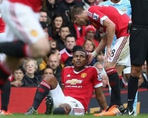 Valencia megsérült