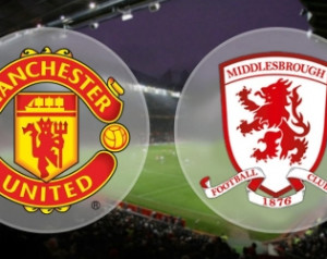 Manchester United 0-0 Middlesbrough (büntetõk után 1-3)