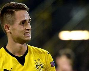 Januzajnak nem megy a Borussia Dortmundban