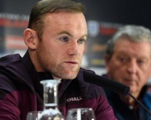 Rooney pihen a spanyolok ellen
