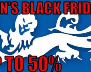 Lion's Black Friday