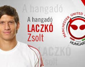A hangadó: Laczkó Zsolt