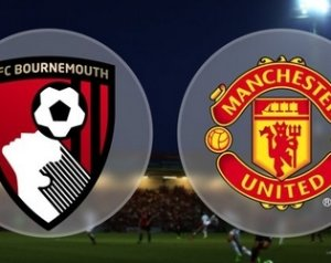 AFC Bournemouth 1-0 Manchester United
